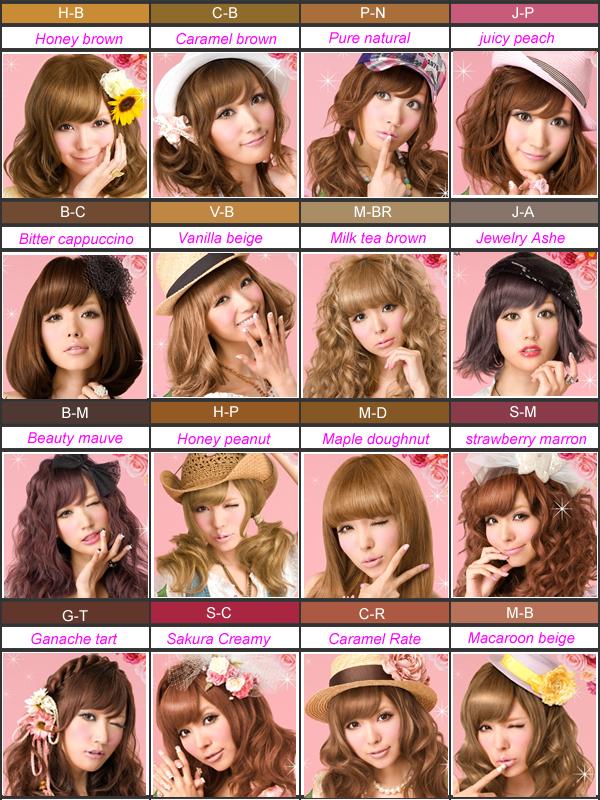 Dark brown hair colour names also natural dye rh salon spot
