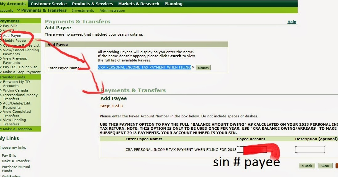 Td Personal Banking Online