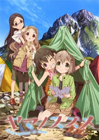 Yama no Susume SS2 OVA- Yama no Susume SS2 OVA | Yama no Susume 2nd Season OVA | Encouragement of Climb 2nd Season OVA