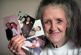 Woman who made a Guinness book record of marrying 23 times.