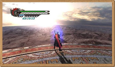 Devil May Cry 4 Games Screenshots