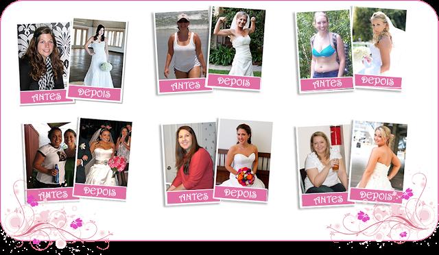 Programa de Emagrecimento Dieta das Noivas Resultados