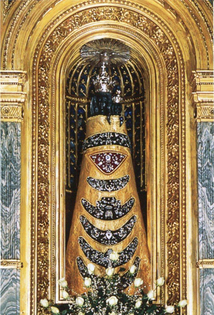 Immaginette Mariane Loreto An Madonna Di Loreto