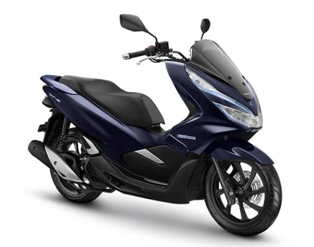 All New PCX Hybrid Indonesia