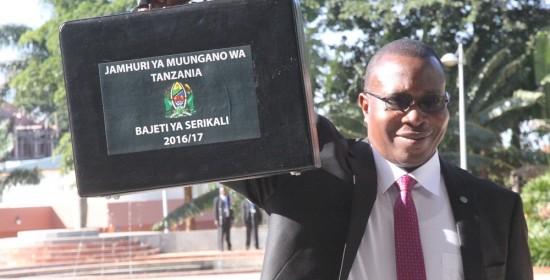 Waziri wa Fedha, Dkt Philip Mpango