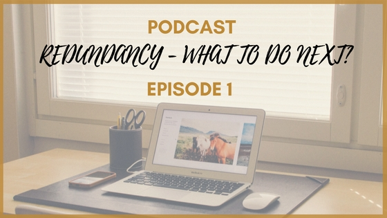 Podcast Series - Episode 1: How to Deal With Redundancy