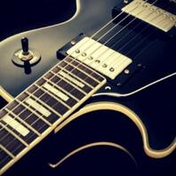 Guitarra eléctrica de la marca Gibson