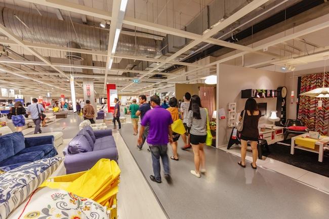 Furniture Murah Ikea