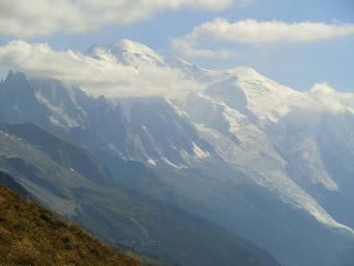 Col de Balme Tour del Mont Blanc