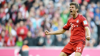 Thomas Müller, Football Player