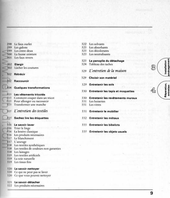 Télécharger L'Encyclopédie faites tout vous-même pdf gratuit