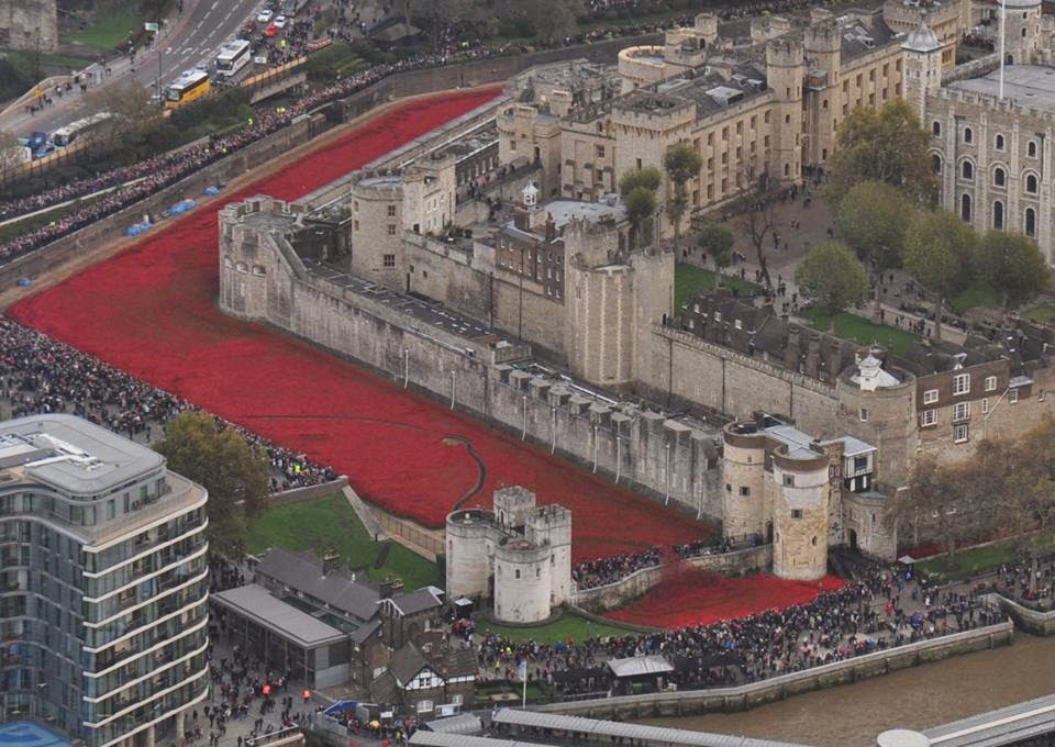 Of War and Remembrance-Tower of London