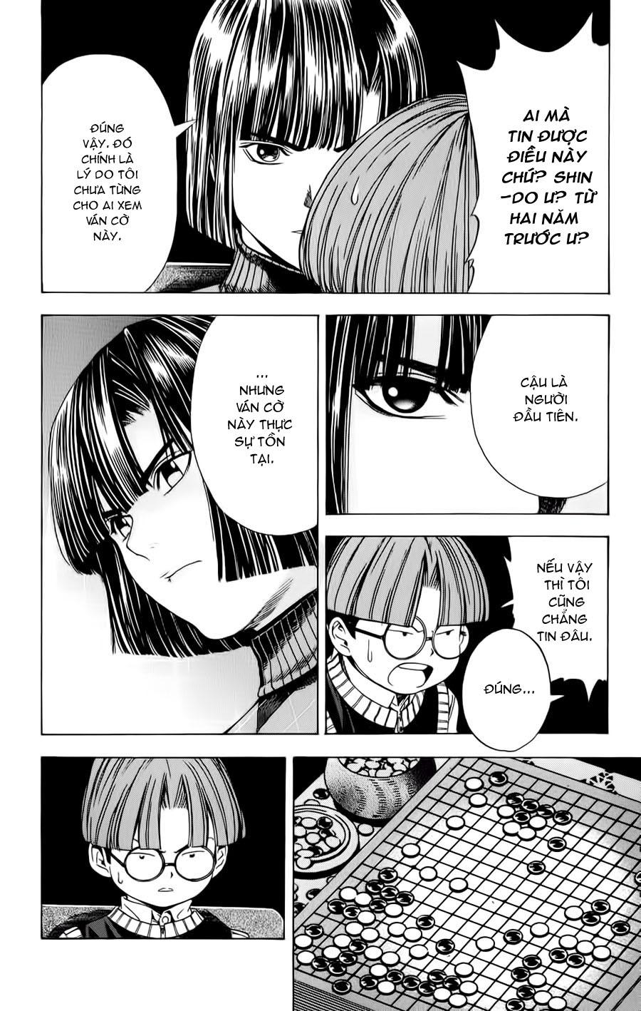 Hikaru No Go hikaru no go chap 87 trang 24