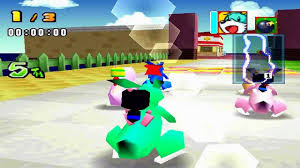 Download Bomberman Fantasy Race PS1 For PC Full Version  ZGASPC