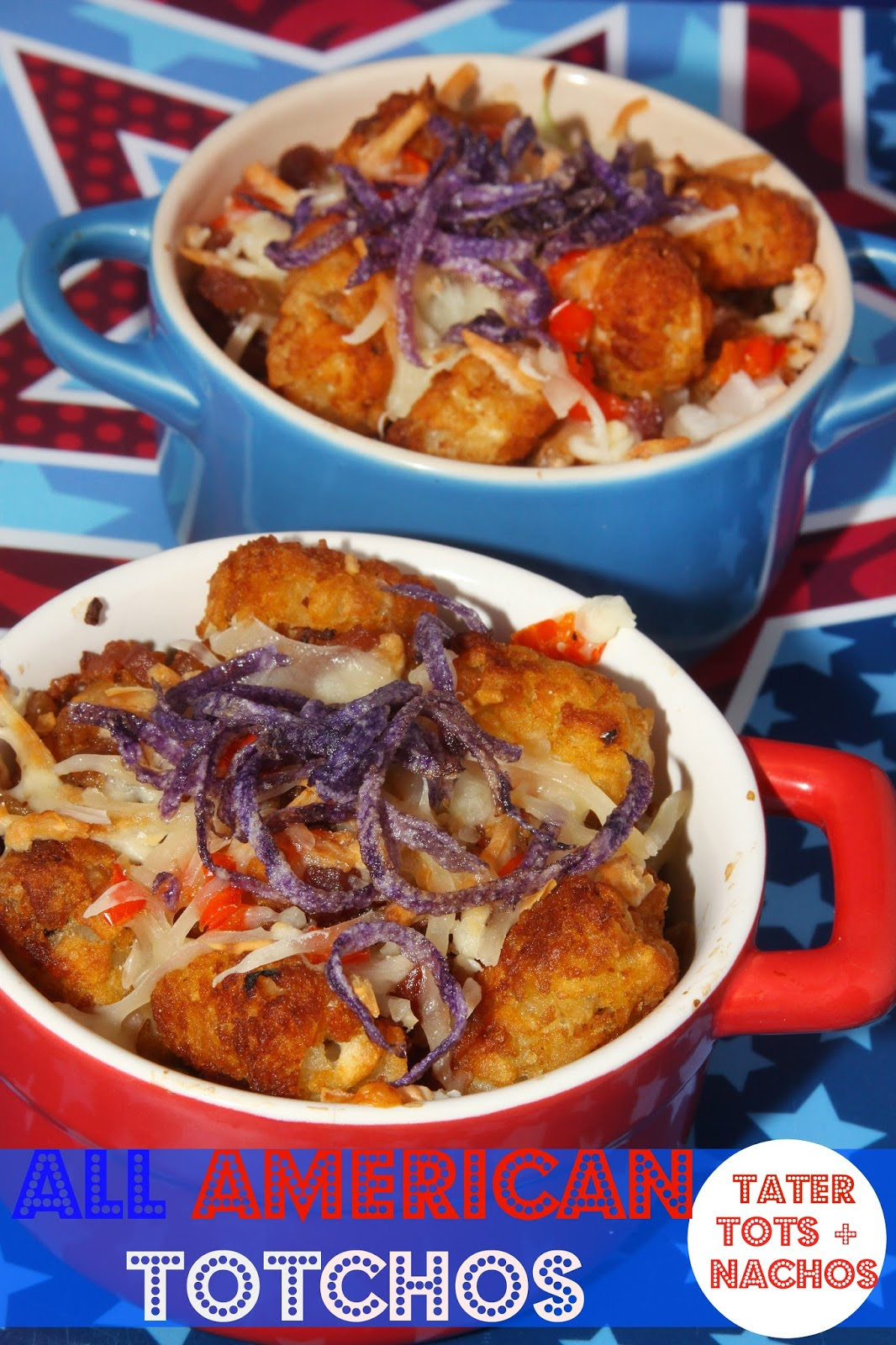 how to make baked tater tots