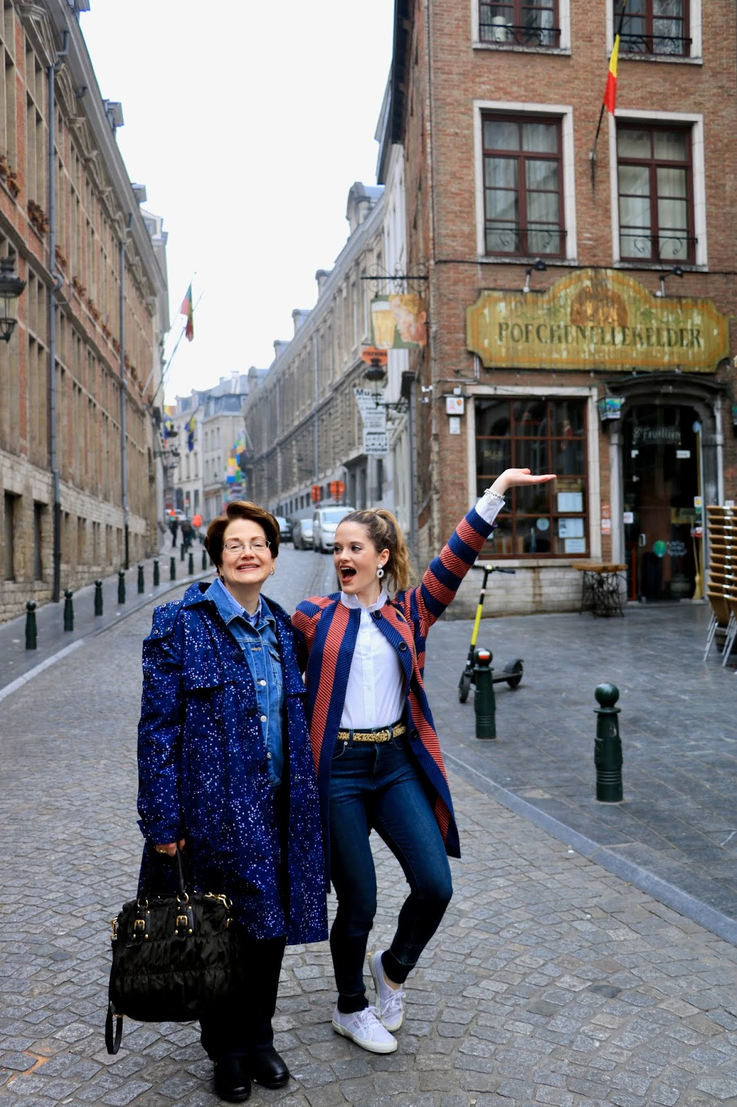 Fashion blogger Kathleen Harper's travel guide to Brussels, Belgium
