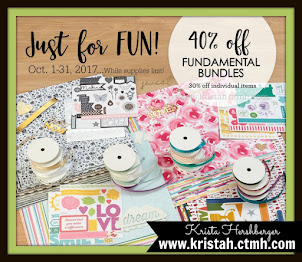 """Just For Fun"" - Fundamentals collection SALE!!!"