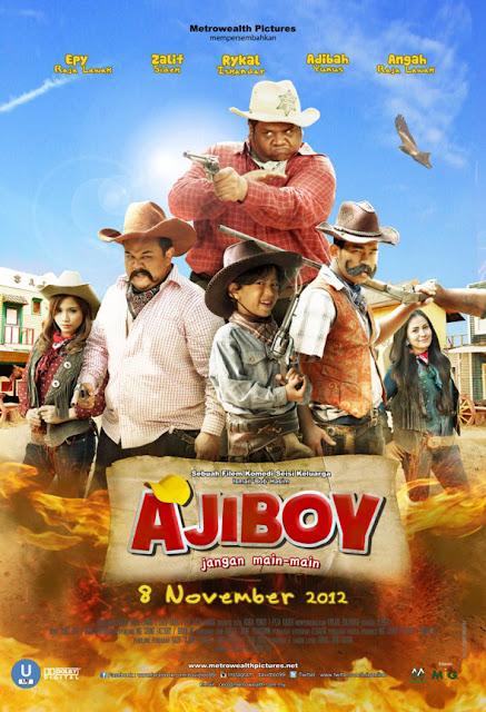 Download Film Ajiboy 2012