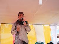 Tabligh Akbar BSMI di Karo:  Sabar Saat Bencana Ada Hikmahnya