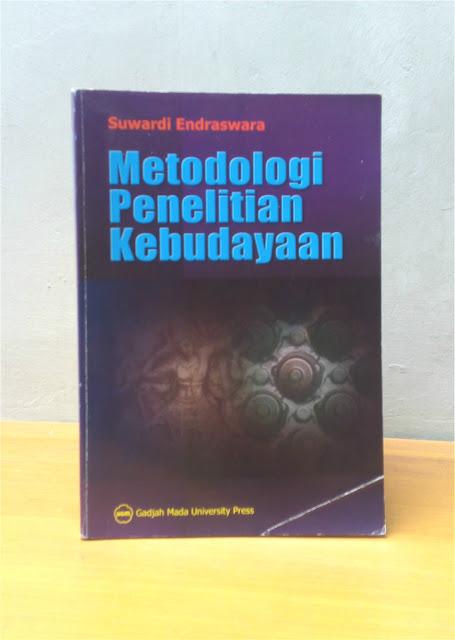 METODOLOGI PENELITIAN KEBUDAYAAN, Suwardi Endraswara