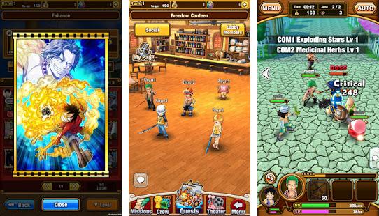 One Piece Thousand Storm Mod Apk Latest