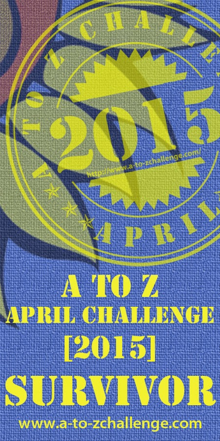 A to Z Survivor 2015