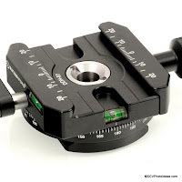 Sunwayfoto DDH-07 Panning Clamp Review