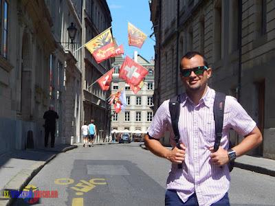 El Viajero Tricolor Ginebra