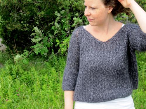 Perfekt kvalite helt ny bästa priserna YlloTyll Garnblogg: Mysig tröja