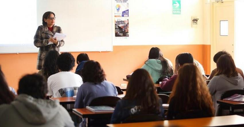 SINEACE: Conozca las regiones con mayor número de estudiantes matriculados en carreras técnicas - www.sineace.gob.pe