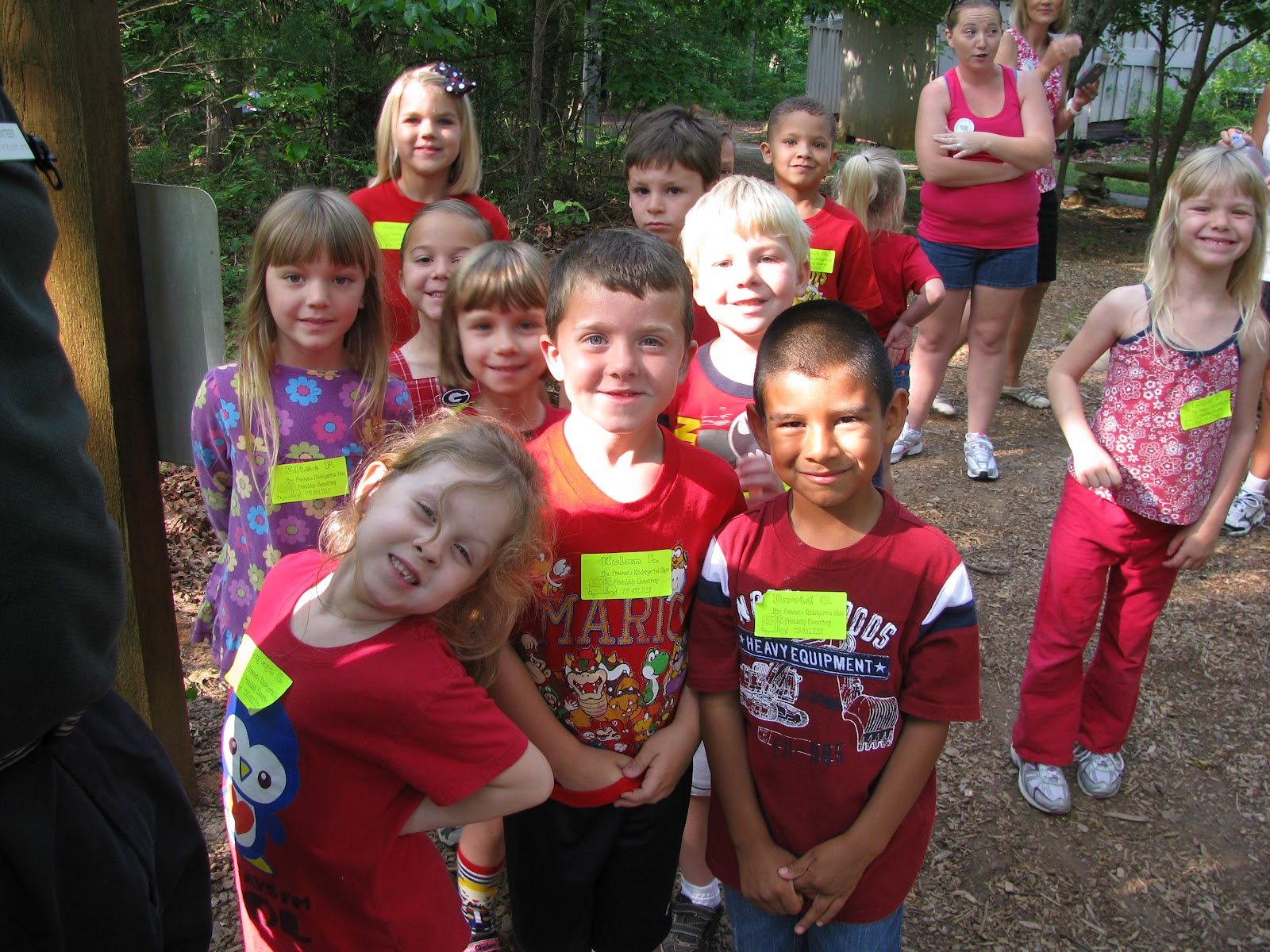 The Long Family Nolan S Kindergarten Field Trip May 1