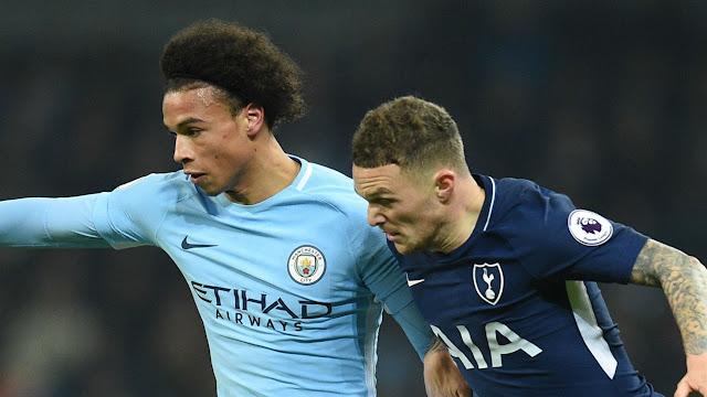 Prediksi Tottenham Hotspur vs Manchester City, 29 Oktober 2018
