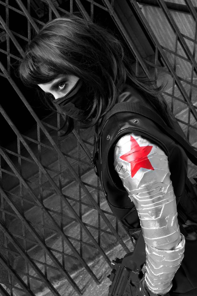 CiaoBirdie Cosplay: Tutorial: Winter Soldier Arm