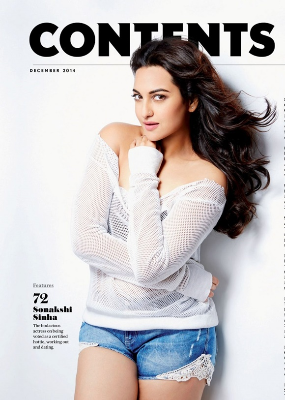 Sonakshi Sinha Hot Photoshoot 2017