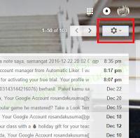 cara mengganti thema di gmail 2