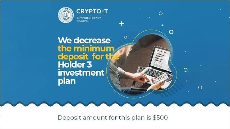 Новости от Crypto-T