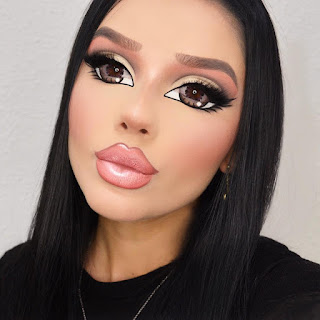 Bratz Challenge Make up