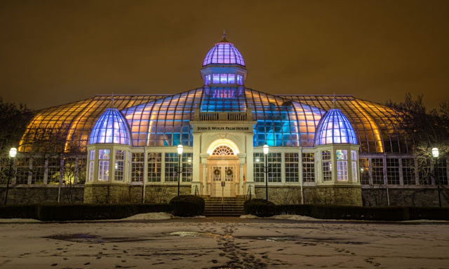 Cheap Wedding Venues In Ohio Franklin Park Conservatory