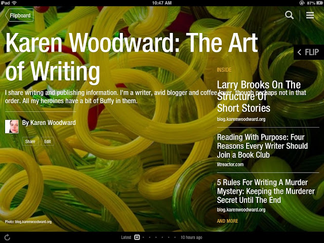 Publish Your Own Magazine On Flipboard!