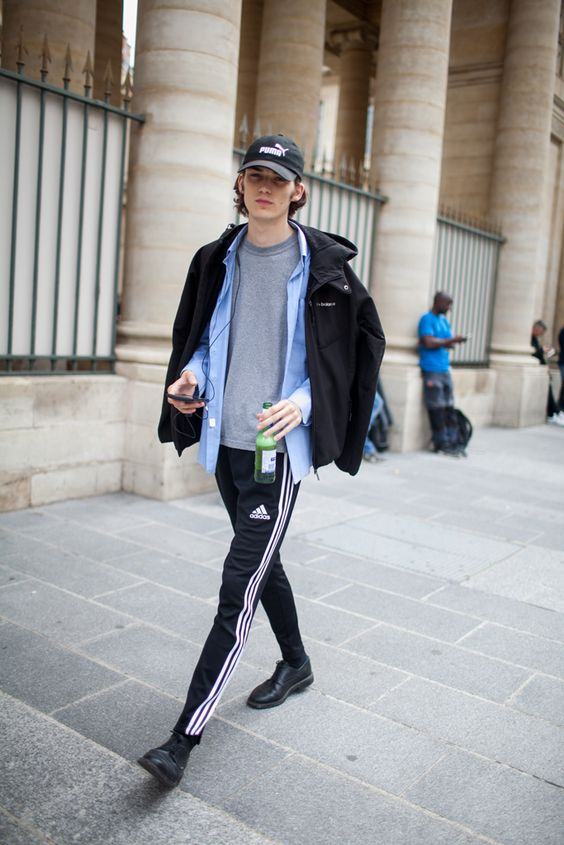 Macho Moda - Blog de Moda Masculina  Athleisure 3cc54d92bcde3