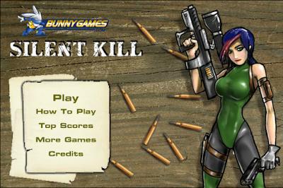 沉默的殺手(Silent Killer),考驗眼力以及反應的射擊狙擊!