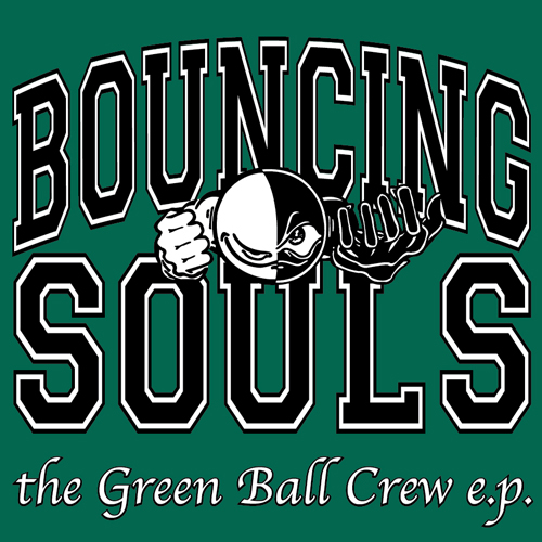 <center> The Bouncing Souls announce reissue of 'The Greenball Crew EP'</center>