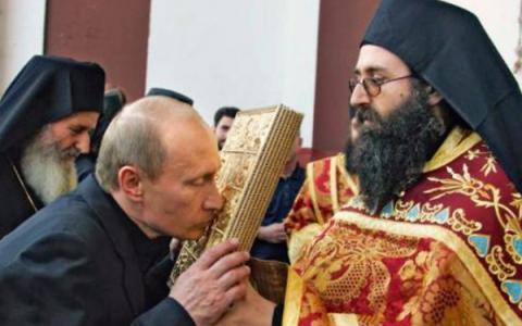 Putin-athos-priests-women-not-allowed