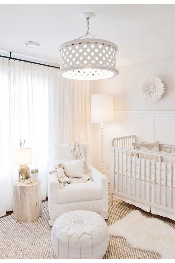 Beautiful Nursery Lighting Ideas Life