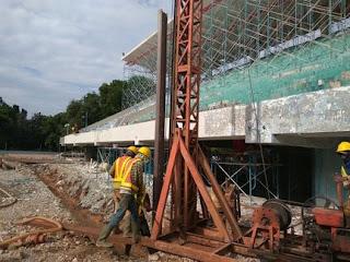 Bore Pile Jakarta Tangerang Serpong Serang Cilegon Banten
