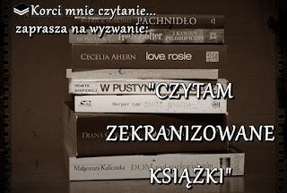 Czytam zekranizowane książki