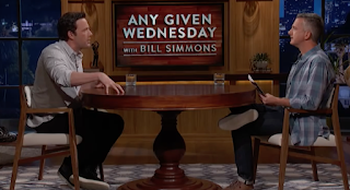 Ben Affleck Drunk During An Interview?