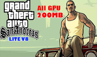 gta san Andreas Apk Data Full v8 200MB