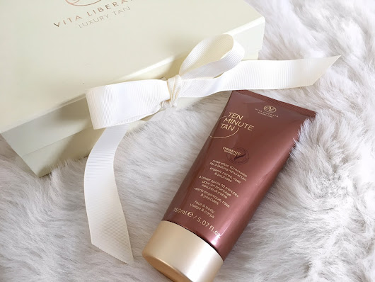 Vita Liberata's New 10 Minute Tan