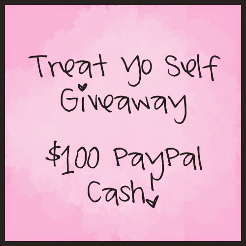 Treat Yo Self Giveaway